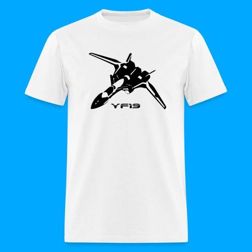 Macross YF19 Black - Men's T-Shirt