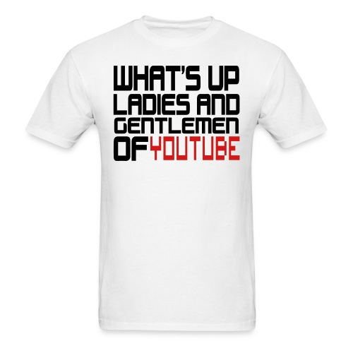 yputube - Men's T-Shirt