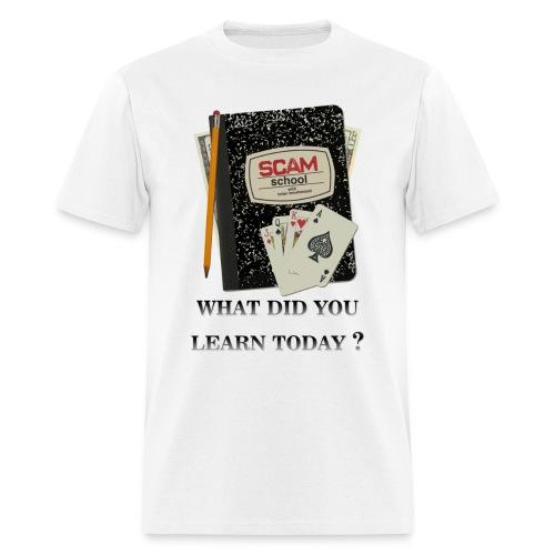 learntoday - Men's T-Shirt