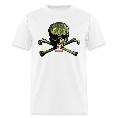 PalmSkull - Men's T-Shirt