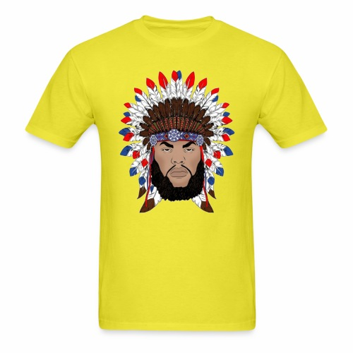 Dane Calloway American Indian Logo - Men's T-Shirt
