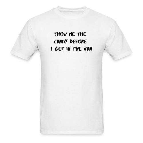 Show me the candy - Men's T-Shirt