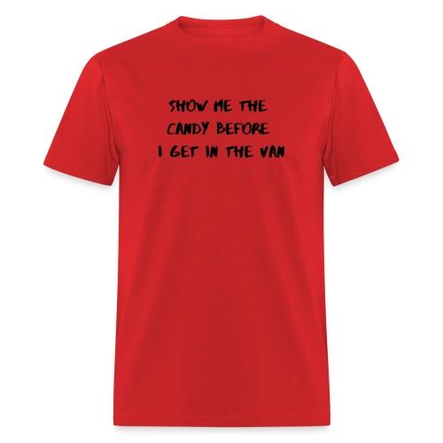 Show me the candy - Men's T-Shirt