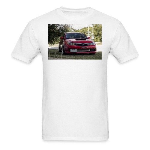 Evan's STi - Men's T-Shirt