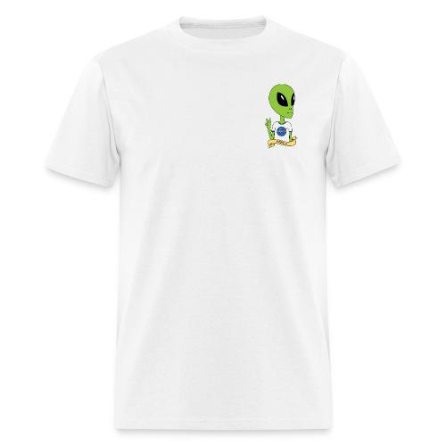 Alien Dude - Men's T-Shirt