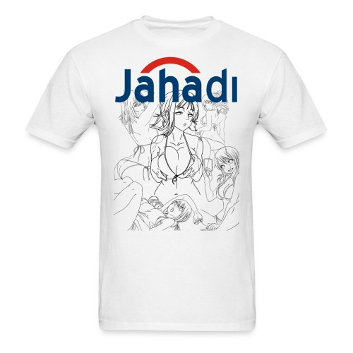 HADIBITCHES - Men's T-Shirt