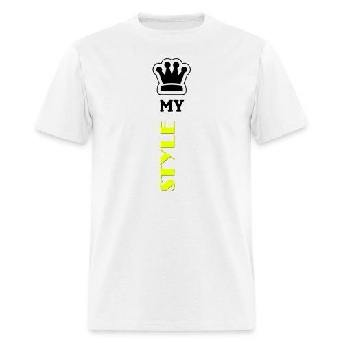 MY STYLE - Men's T-Shirt
