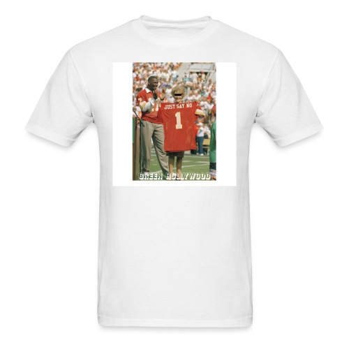 NANCY JUST SAY NO - Men's T-Shirt