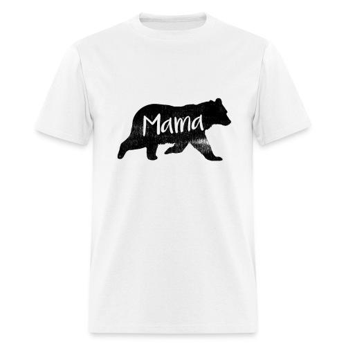 Mama Bear, Mommy Bear, Mother Bear, Mother's Day - Men's T-Shirt