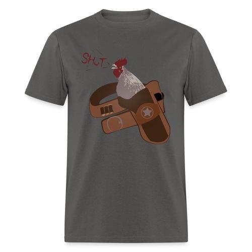RoosterHolster - Men's T-Shirt