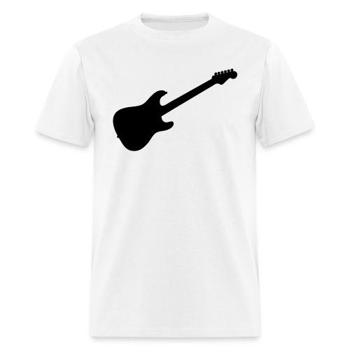Guitar - Men's T-Shirt