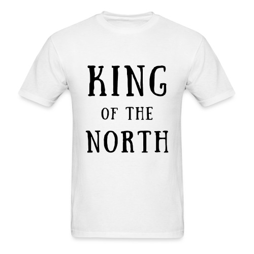 King of the North - Men's T-Shirt