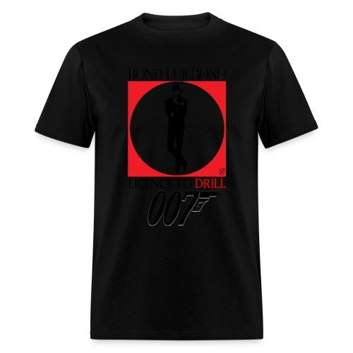 Fuji Bond - Men's T-Shirt