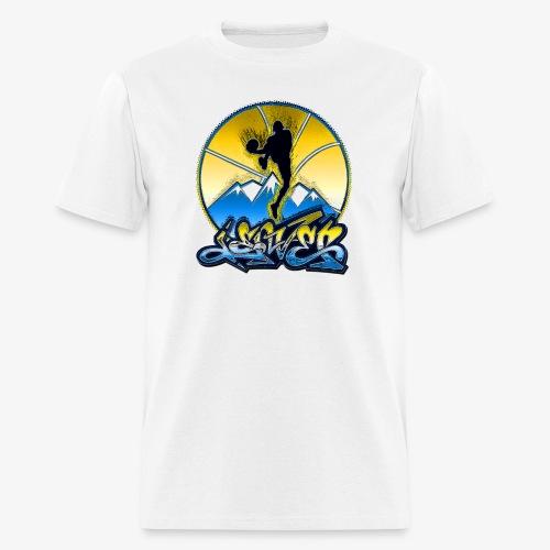 nuggets e design - Men's T-Shirt