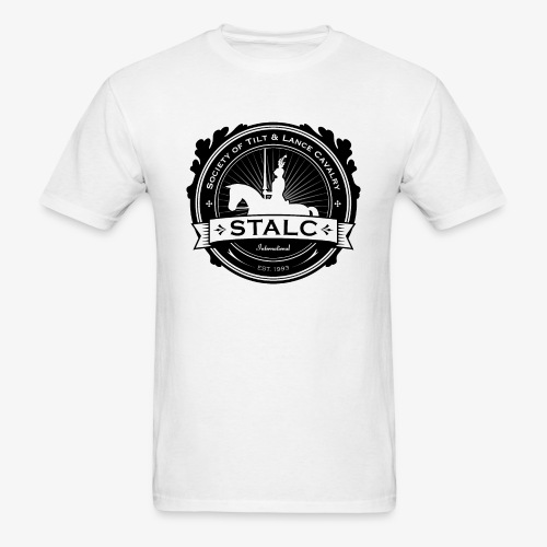 STALC Logo - Men's T-Shirt
