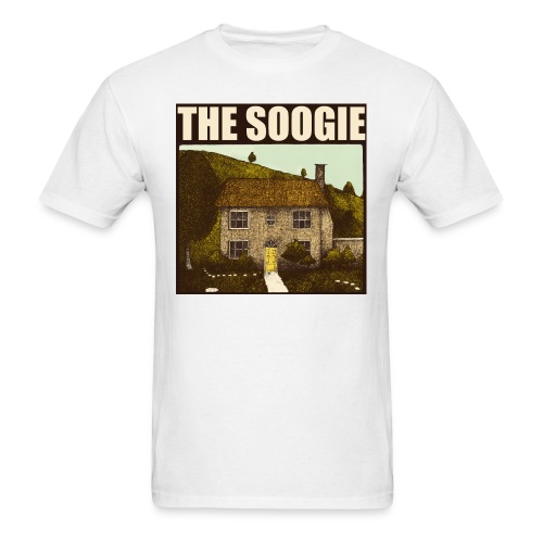 Cabbit House Faux Vintage T Shirt by The Soogie - Men's T-Shirt