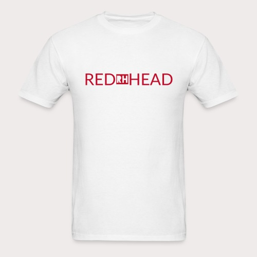 RD Red Head - Men's T-Shirt