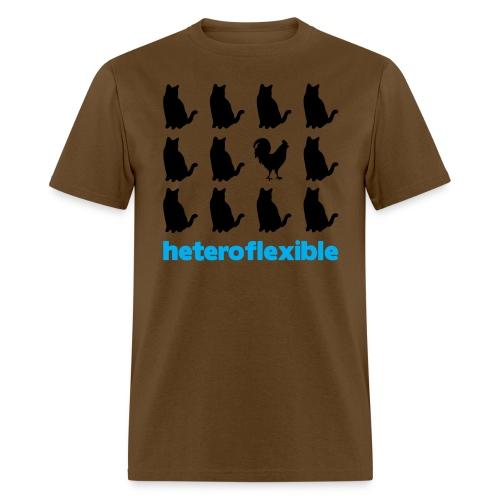 Heteroflexible Male - Men's T-Shirt