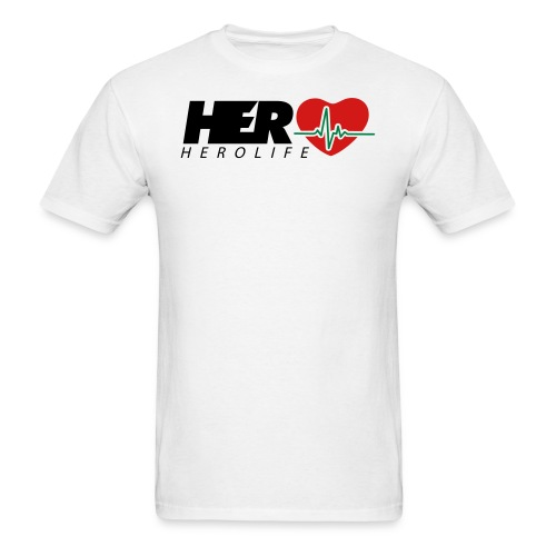 HeroLife Lifeline - Men's T-Shirt