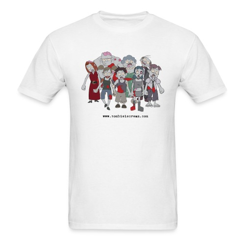 theclanweb - Men's T-Shirt