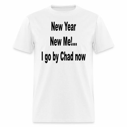 New Year New Me - Men's T-Shirt
