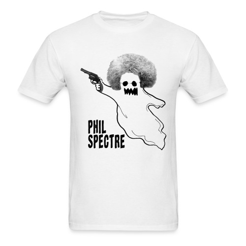 Phil spectre - Men's T-Shirt