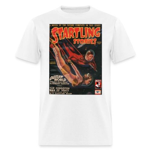 startlingstoriescapfuture194612spr600dpc - Men's T-Shirt