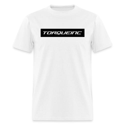 Torque Square 1 Colour - Men's T-Shirt