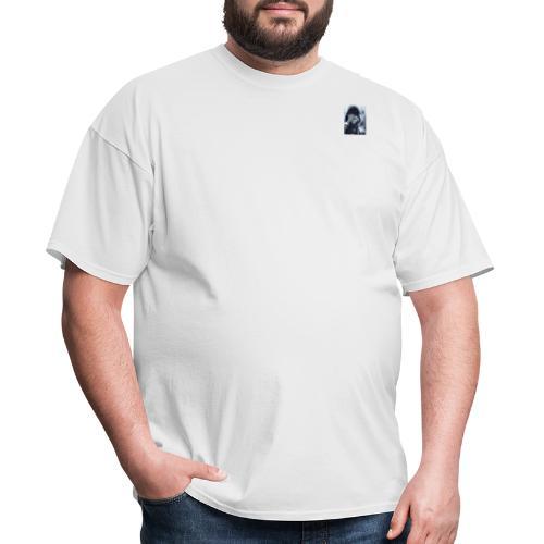 something - Men's T-Shirt