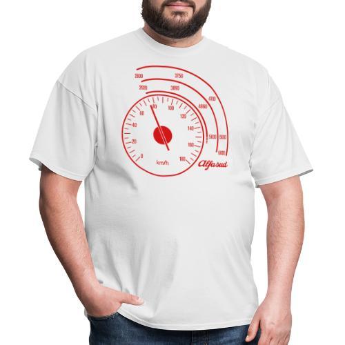 Alfasud vs Alfasud ti - Men's T-Shirt