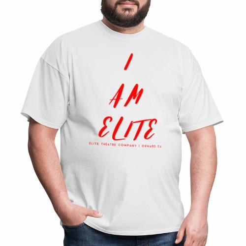 I am Elite - Men's T-Shirt
