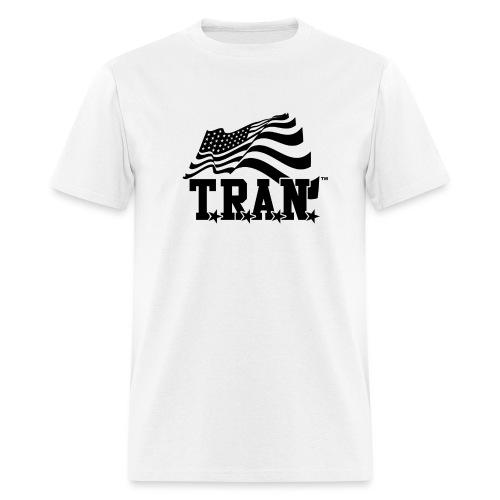 New Tran Logo Transparent png - Men's T-Shirt