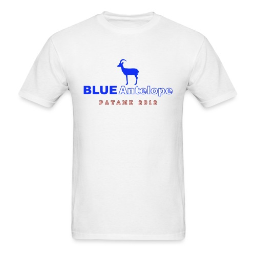 BLUE Antelope Patame 2012 - Men's T-Shirt