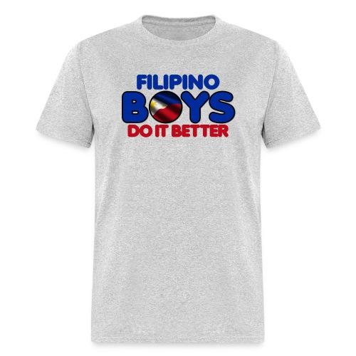 2020 Boys Do It Better 05 Filipino - Men's T-Shirt