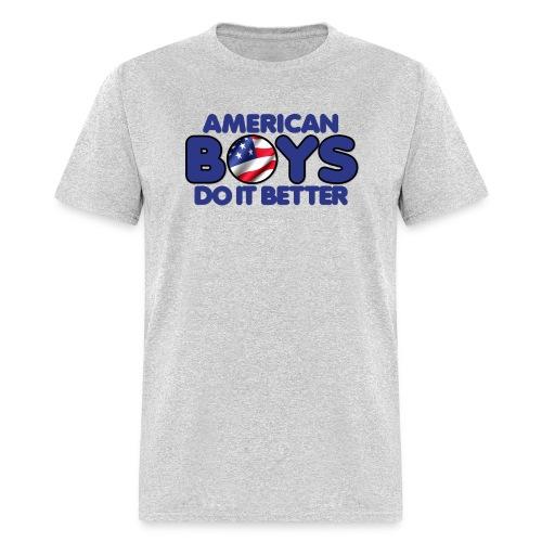 2020 Boys Do It Better 03 American - Men's T-Shirt