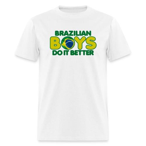 2020 Boys Do It Better 09 Brazil - Men's T-Shirt