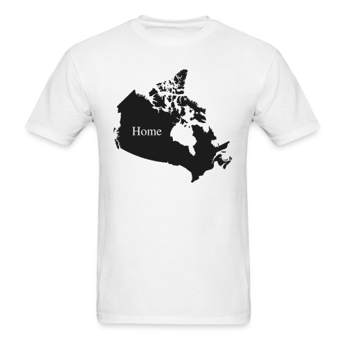 Canada Home - Men's T-Shirt