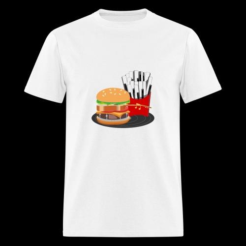 Fast Food Rocks - Men's T-Shirt