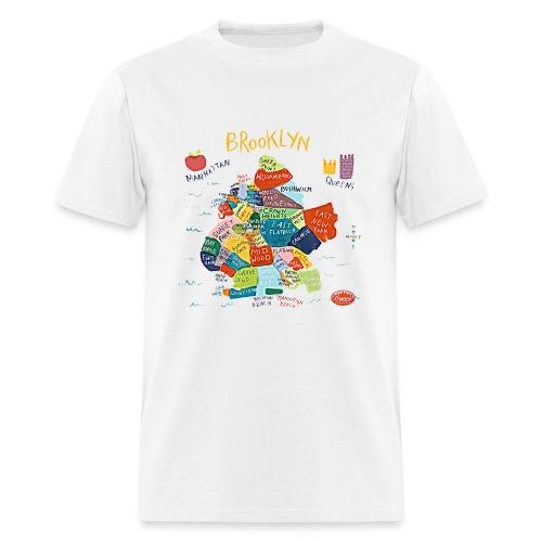 BROOKLAND - Men's T-Shirt
