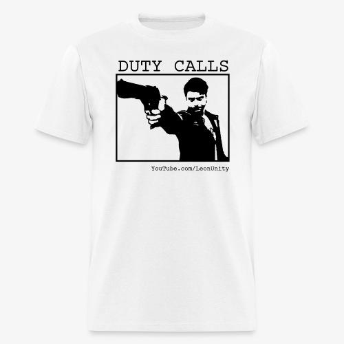 Duty Calls Don png - Men's T-Shirt