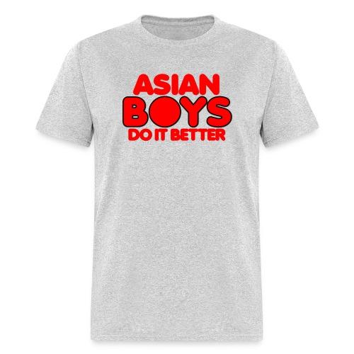 2020 Boys Do It Better 02 Asian - Men's T-Shirt