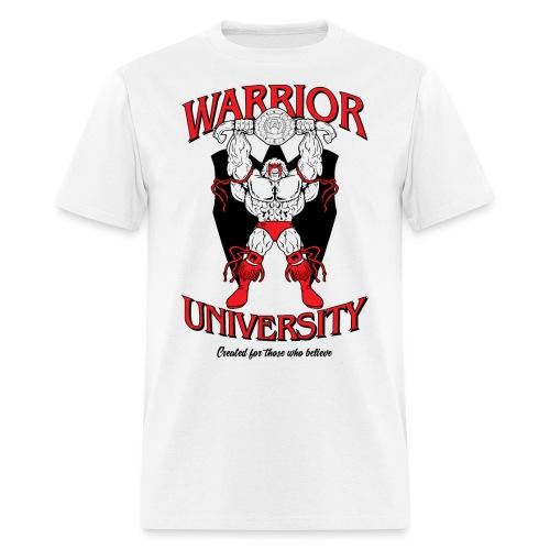 Warrior University - Men's T-Shirt