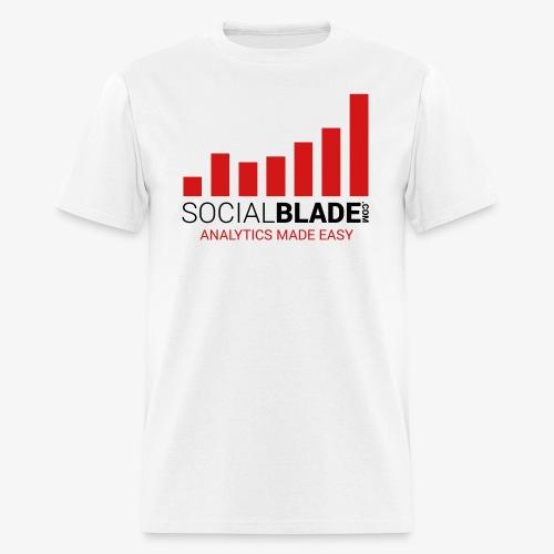 Social blade (R6) - Men's T-Shirt