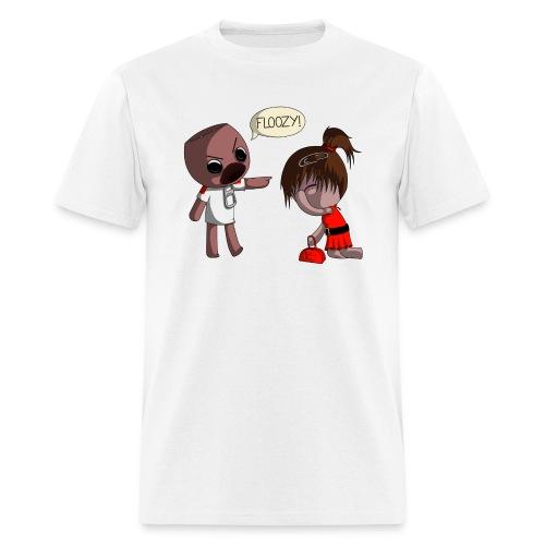 floozy1 png - Men's T-Shirt