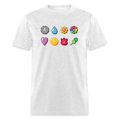 badges - Men's T-Shirt