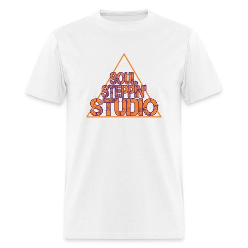 Soul Steppin Triangle - Men's T-Shirt