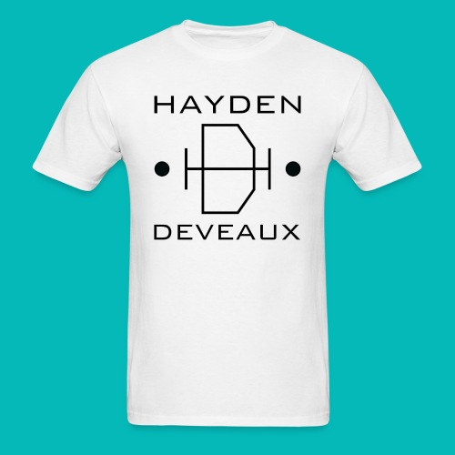 Hayden Deveaux Logo - Men's T-Shirt