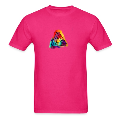 PAINT SPLASH LOGO - Men's T-Shirt