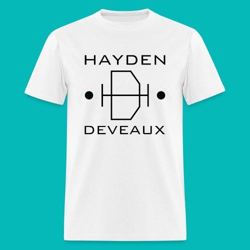 Hayden Deveaux Logo - Men's T-Shirt