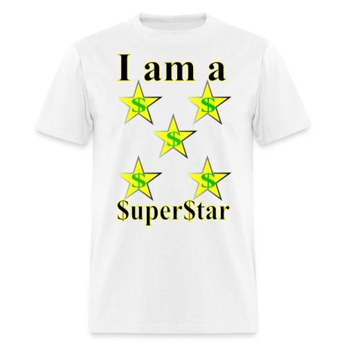 I am a SuperStar all collections - Men's T-Shirt